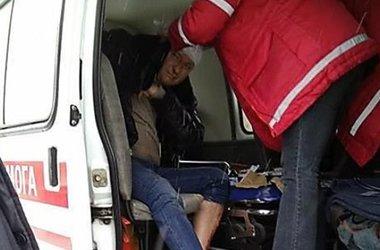 В Николаеве неизвестные в масках Дедов Морозов избили депутата