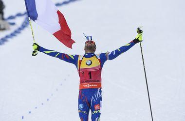 Сергей Семенов стал седьмым в спринтерской гонке Кубка мира по биатлону