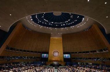 Генассамблея ООН планирует рассмотреть резолюцию по правам человека в Крыму 19 декабря