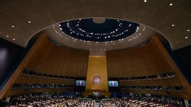 Генассамблея ООН планирует рассмотреть резолюцию поправам человека вКрыму19декабря