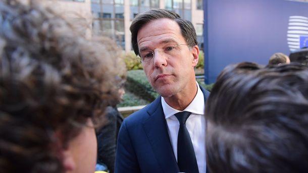 Премьер Нидерландов поведал, очем договорился сЕС поассоциации с Украинским государством