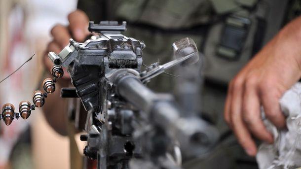 Боевики обстреляли населенные пункты изминометов ипулеметов