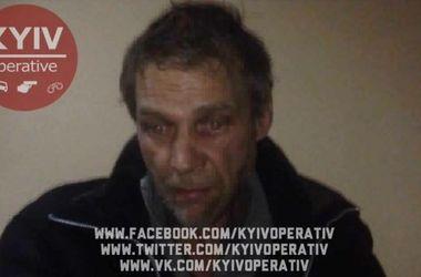 В Киеве полицейские задержали серийного насильника
