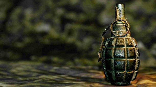 Взрыв гранаты вХмельницкой области, есть погибшие