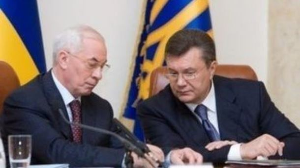 Азаров назвал кураторов госпереворота вгосударстве Украина
