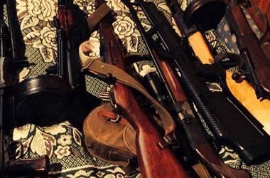 Под Одессой правоохранители нашли серьезный арсенал оружия в частном доме