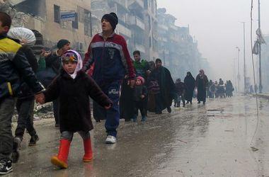 В МИД Турции рассказали о ходе эвакуации жителей из Алеппо