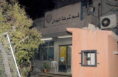 Девочка в поясе смертника совершила теракт в Дамаске