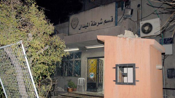 Девочка впоясе смертника сделала теракт вДамаске