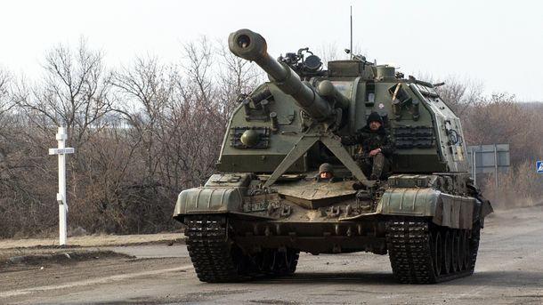 Завчерашний день боевики 40 раз обстреляли позиции сил АТО,