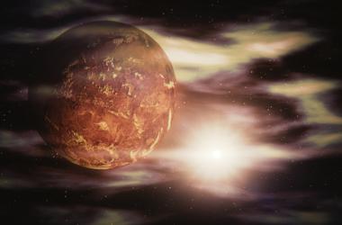 Астрономы нашли связь между рельефом Венеры и ее облаками