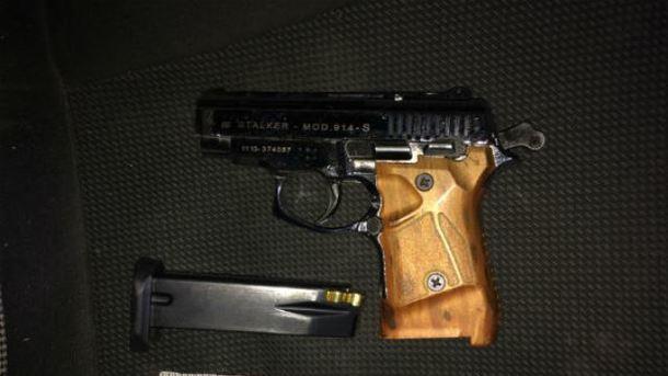 Милиция задержала банду разбойников вБелгороде-Днестровском