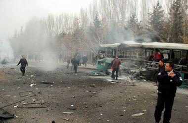 Теракт в Турции: задержаны семь вероятных сообщников смертника