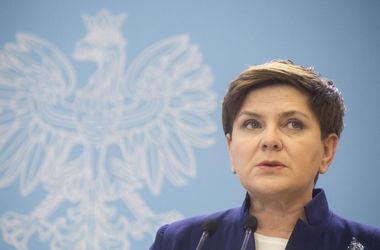 Политический кризис в Польше: Шидло обвинила оппозицию в разжигании вражды