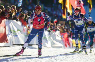 Габриэла Коукалова выиграла масс-старт Кубка мира по биатлону