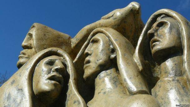 ВКальяри открыли монумент жертвам Голодомора