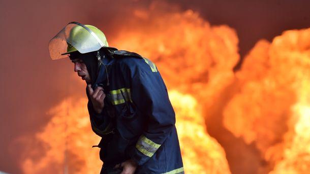 Впожаре вОдессе сгорел 18-летний парень. Трехлетнего ребенка удалось спасти