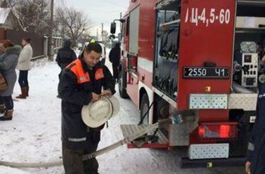 Под Киевом два человека погибли в пожаре из-за курения