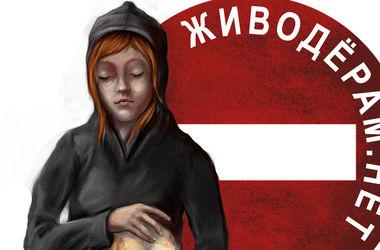Харьковские живодеры: хозяйке бультерьера избрали меру пресечения