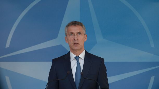 Й.Столтенберг: НАТО иРФ имеют глубокие разногласия поУкраине