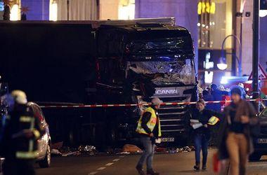 Трагедия на ярмарке в Берлине: несколько погибших, около 50 раненых