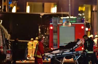 Жертвами теракта в Берлине стали как минимум 9 человек