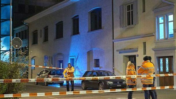 Стрелявший вИсламском центре вЦюрихе исчез