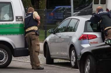 В Германии произошла стрельба, есть жертвы