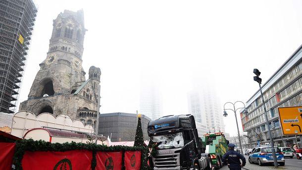 Житель  Украины мог погибнуть при теракте вБерлине— посол