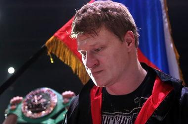 Соперник попавшегося на допинге Поветкина должен получить титул временного чемпиона WBC - промоутер