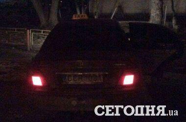 В Киеве произошла перестрелка между подозреваемыми и полицией