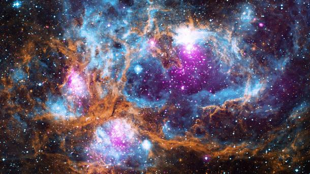 NASA показало неповторимое фото Млечного Пути