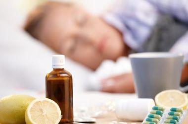 Эпидемия гриппа охватила 17 областей Украины