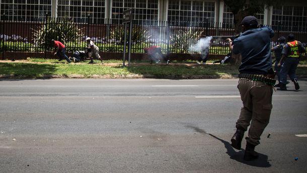 Протесты вКонго: милиция расстреляла 26 человек