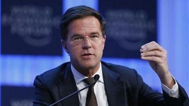 Верхняя палата парламента Нидерландов поддержит ассоциацию с государством Украина