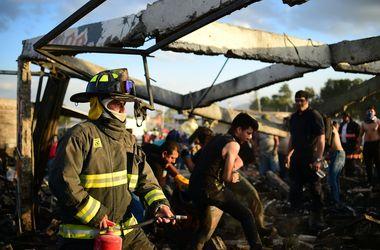 Мощный взрыв в Мексике: погибли 29 человек