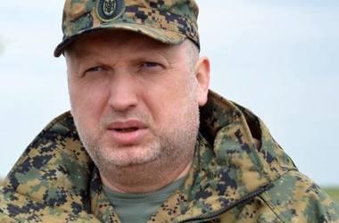 Турчинов о ситуации на Светлодарской дуге: Враг понес значительные потери