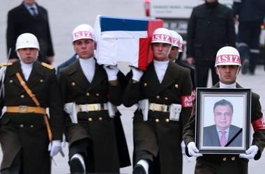 Сирийская оппозиция опровергла свою причастность к убийству российского посла