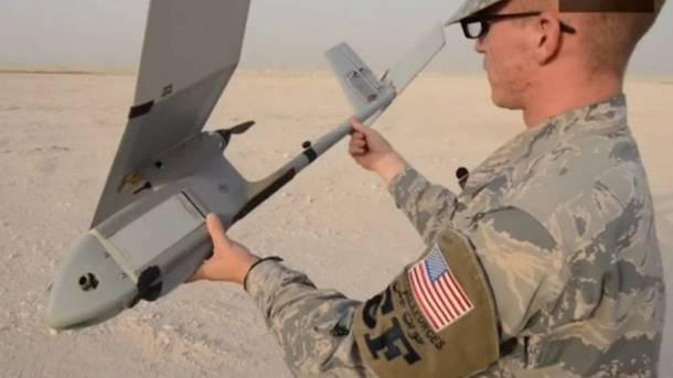 НаДонбассе американские аналоговые беспилотники оказались бессильны перед российскими средствами радиоэлектронной борьбы