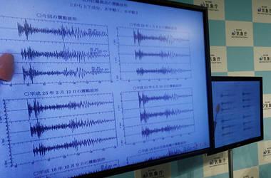 На Филиппинах произошло сильное землетрясение
