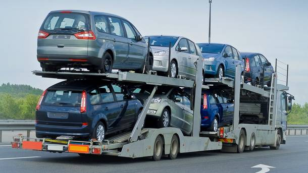 Украина импортировала наибольшее количество автомобилей изГермании за10 месяцев 2016 года