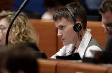 Савченко не должно быть в ПАСЕ – нардеп