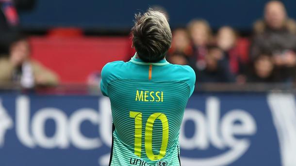 Нападающий Барселоны Лионель Месси может продолжить карьеру вкитайском клубе