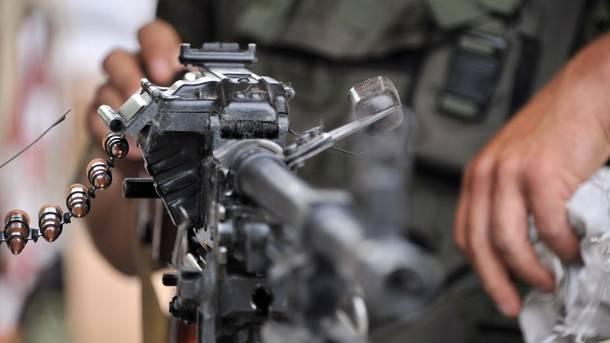 Хуг объявил, что ОБСЕ фиксирует «колоссальное увеличение уровня насилия» взоне АТО
