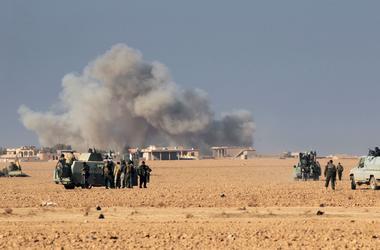 В Мосуле произошла серия терактов: погибли 30 человек