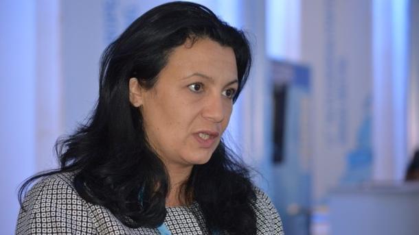 Климпуш-Цинцадзе объявила оподписании важных договоров сЕИБ вБрюсселе