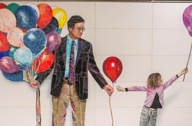 Новую линию метро в Нью-Йорке превратили в арт-объект