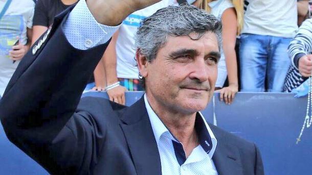 Хуанде Рамос покинул пост тренера Малаги