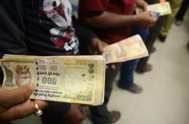 В Индии заработал сервис по доставке наличных денег