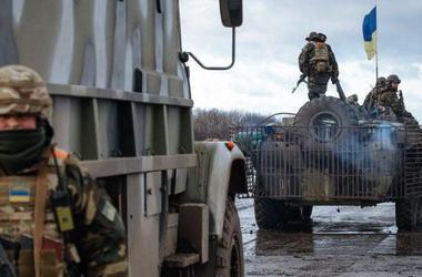 Украинские военные заняли новые позиции на Светлодарской дуге